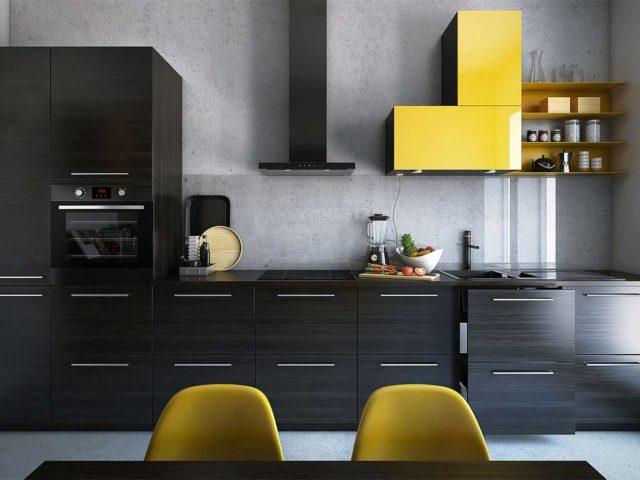 Cocina IKEA - Vista frontal