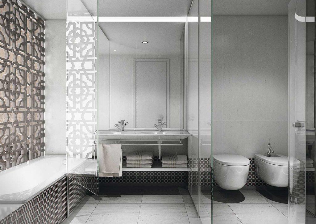 Dise o interior hotel miramar en m laga lvaro cappa - Diseno de interiores malaga ...