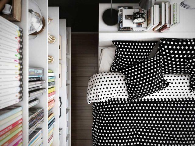 Animación 3D - Dormitorio IKEA